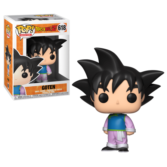 #618 - Dragon Ball Z - Goten | Popito.fr