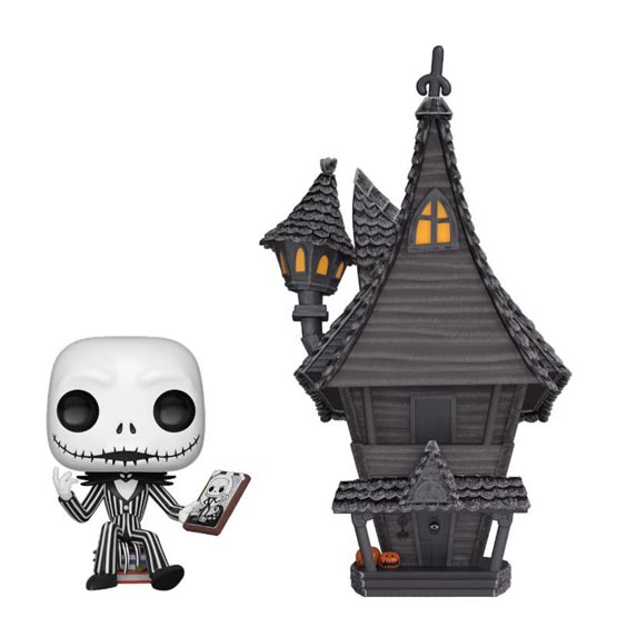 #XXX - The Nightmare Before Christmas - Jack with Jack's House | Popito.fr