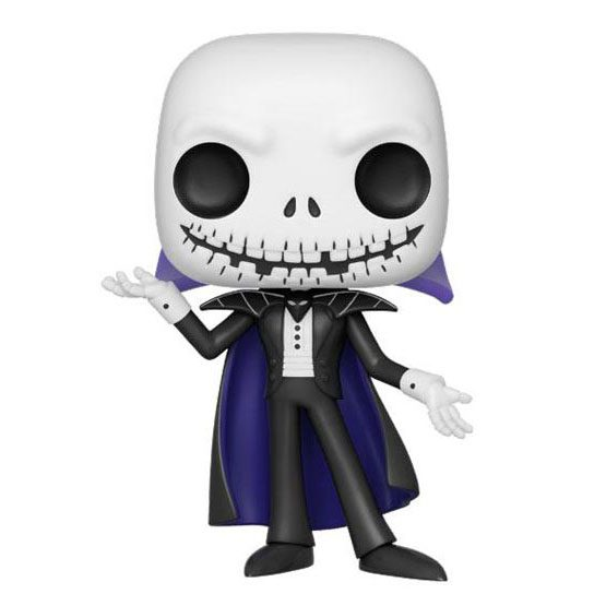 #XXX - The Nightmare Before Christmas - Vampire Jack | Popito.fr