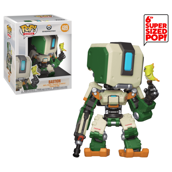 #489 - Overwatch - Bastion | Popito.fr