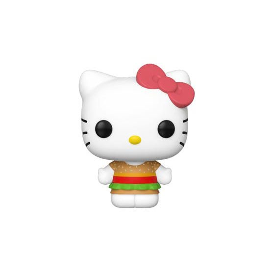 #XXX - Hello Kitty - Hello Kitty (burger) | Popito.fr