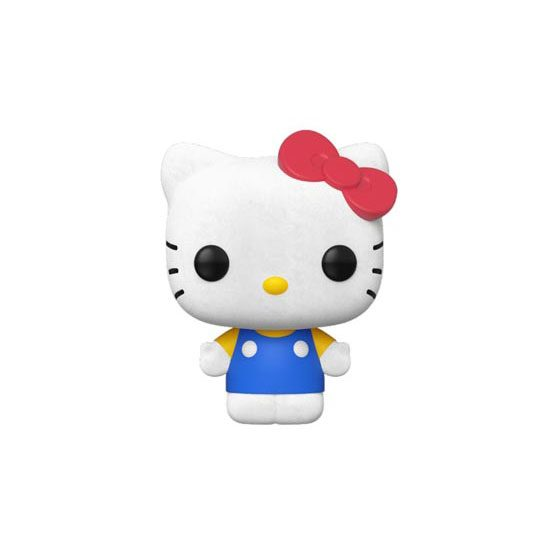 #XXX - Hello Kitty - Hello Kitty (flocked) | Popito.fr