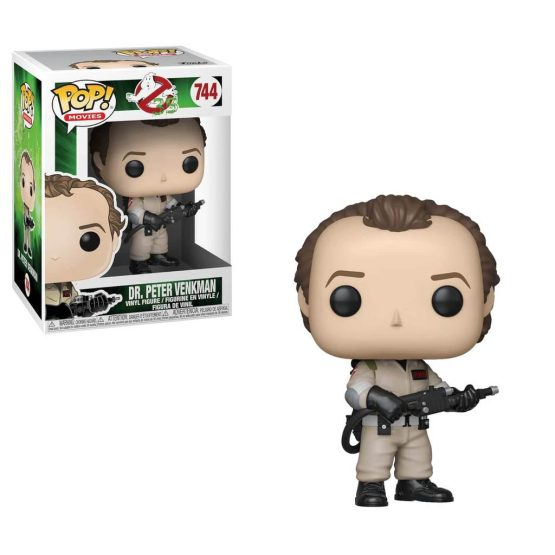 #744 - Ghostbusters - Dr Peter Venkman | Popito.fr