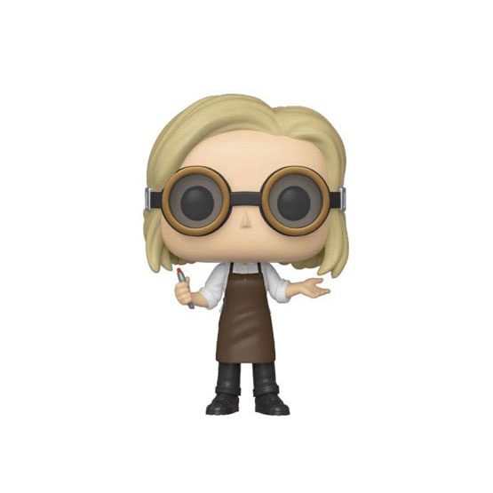 #XXX - Doctor Who - Thirteenth Doctor with googles | Popito.fr