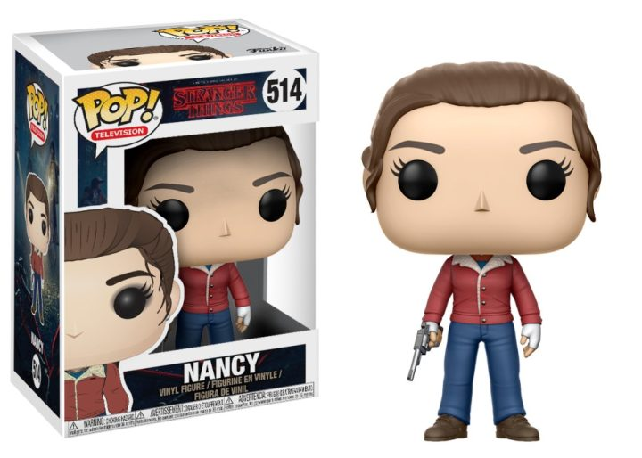 #514 - Stranger Things - Nancy | Popito.fr