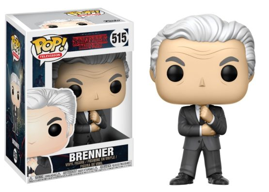 #515 - Stranger Things - Brenner | Popito.fr