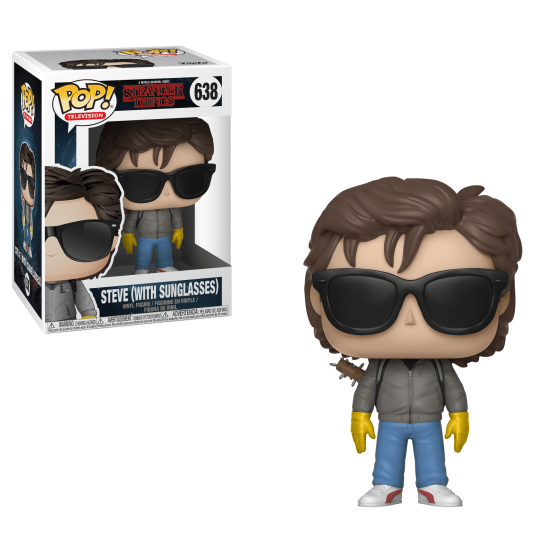 #683 - Stranger Things - Steve (with sunglasses) | Popito.fr