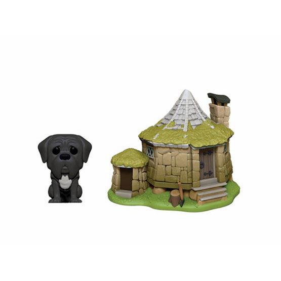 #XXX - Hagrid's Hut with Fang   Popito.fr