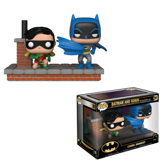 #281 - Batman and Robin 1964 | Popito.fr
