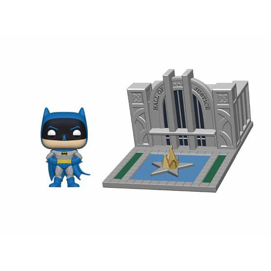 #XXX - Hall of Justice with Batman | Popito.fr