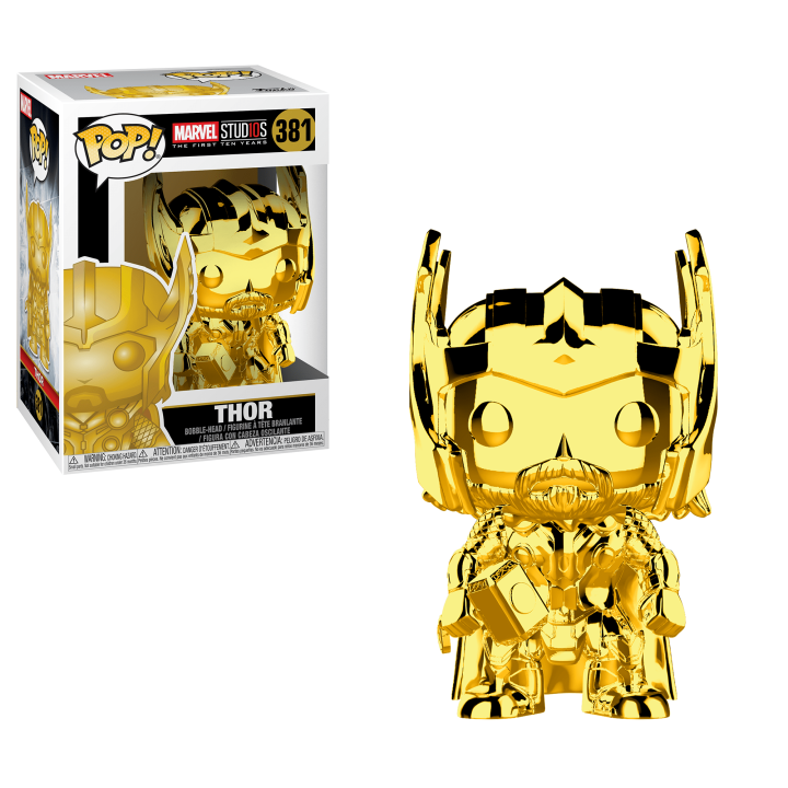 #381 - Thor (gold) | Popito.fr