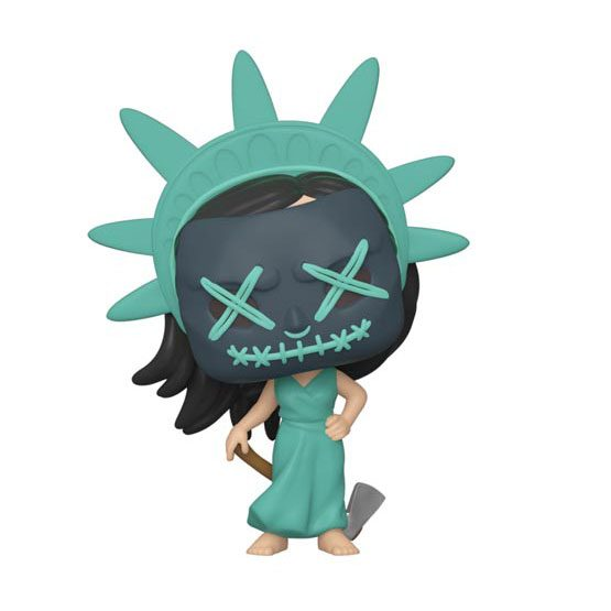 #XXX - The Purge - Lady Liberty | Popito.fr