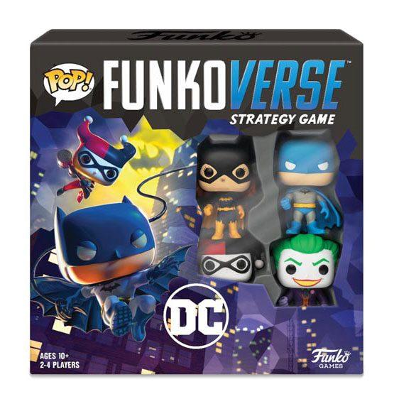 #100 - Funkoverse - DC Comics - Jeu de base (VF) | Popito.fr