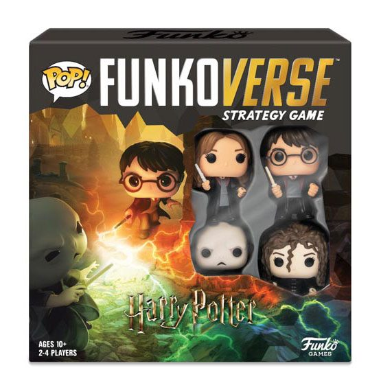 #100 - Funkoverse - Harry Potter - Jeu de base (VF) | Popito.fr