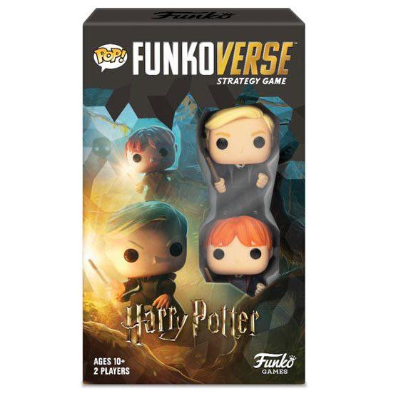 #101 - Funkoverse Harry Potter - Expandalone (VF) | Popito.fr
