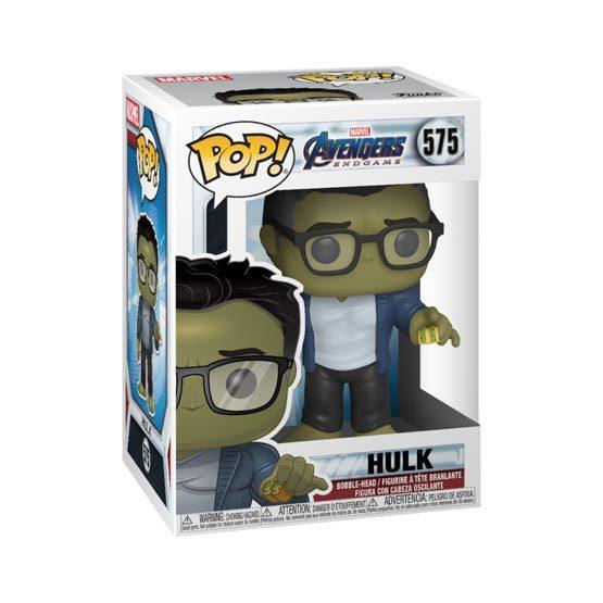 #575 - Avengers: Endgame - Hulk with taco | Popito.fr