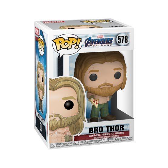#578 - Avengers: Endgame - Bro Thor | Popito.fr