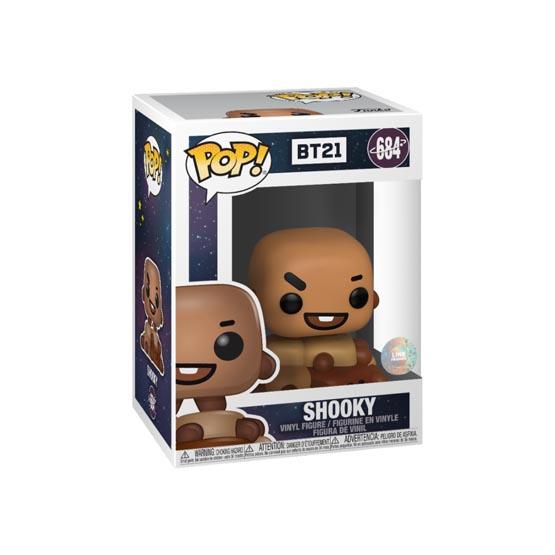 #684 - BT21 - Shooky | Popito.fr