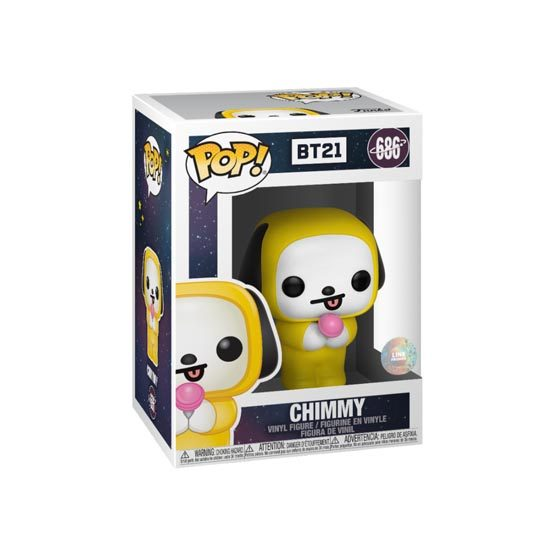 #686 - BT21 - Chimmy | Popito.fr
