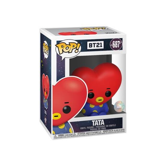 #687 - BT21 - Tata | Popito.fr
