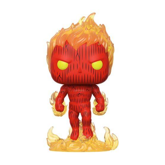 #XXX - Fantastic Four - Human Torch | Popito.fr