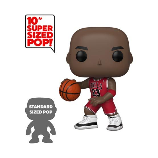 #XXX - NBA - Chicago Bulls - Michael Jordan (giant) | Popito.fr