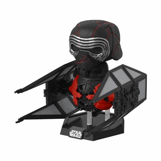 #XXX - The Rise of Skywalker (épisode 9) - Supreme Leader Kylo Ren with spaceship | Popito.fr
