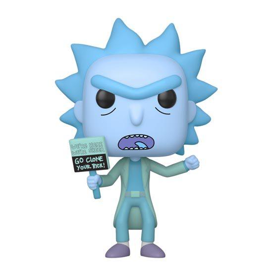 #659 - Rick and Morty - Hologram Rick Clone | Popito.fr