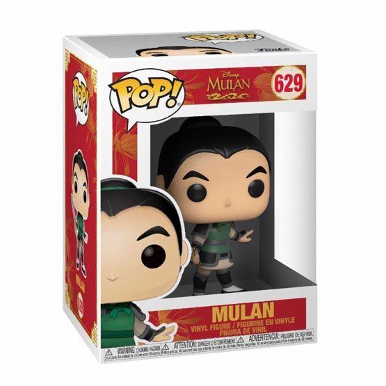 #629 - Mulan - Mulan as Ping | Popito.fr