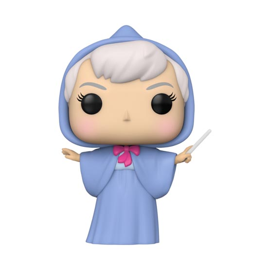 #XXX - Cinderella - Fairy Godmother | Popito.fr