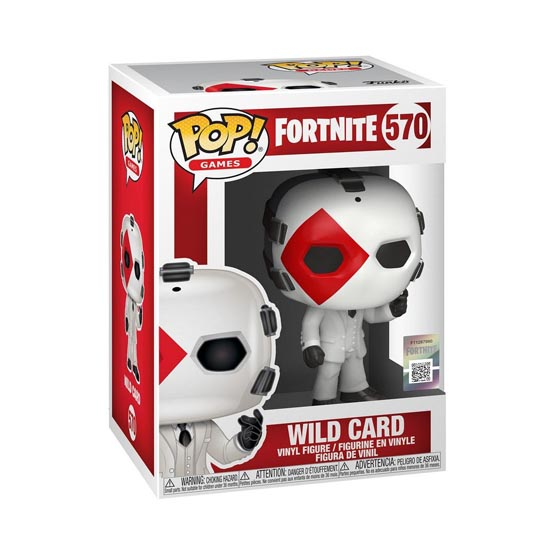 #570 - Fortnite - Wild Card (diamond) | Popito.fr