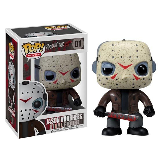 #001 - Friday the 13th - Jason Voorhees | Popito.fr