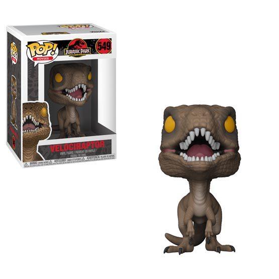 #549 - Jurassic Park - Velociraptor | Popito.fr