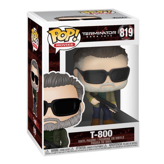 #819 - Terminator : Dark Fate - T-800 | Popito.fr