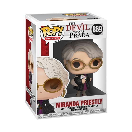 #869 - The Devil Wears Prada - Miranda Priestly | Popito.fr