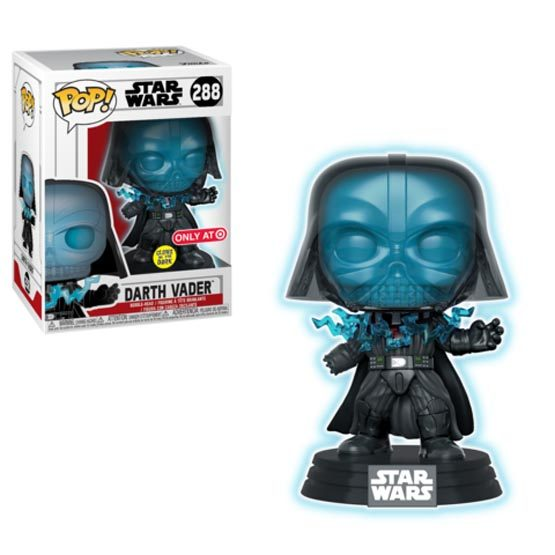 #288 - Darth Vader (electrocuted) (glow in the dark) | Popito.fr