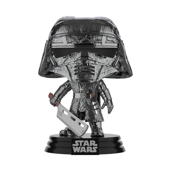 #XXX - The Rise of Skywalker (épisode 9) - Knight of Ren (blade) (hematite chrome) | Popito.fr