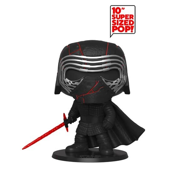 #XXX - The Rise of Skywalker (épisode 9) - Kylo Ren (giant) (glow in the dark) | Popito.fr