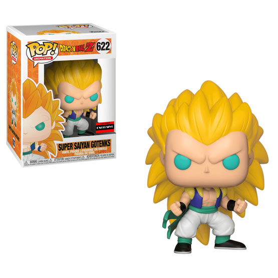 #622 - Dragon Ball Z - Super Saiyan Gotenks | Popito.fr
