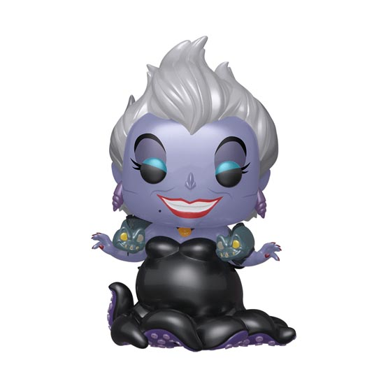 #XXX - The Little Mermaid - Ursula with eels (metallic) | Popito.fr
