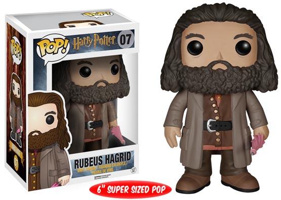 #007 - Rubeus Hagrid | Popito.fr