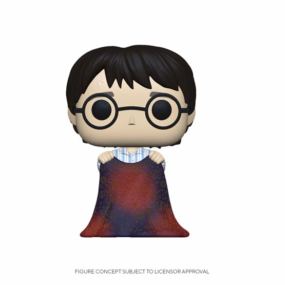 #XXX - Harry Potter with invisibility cloak | Popito.fr