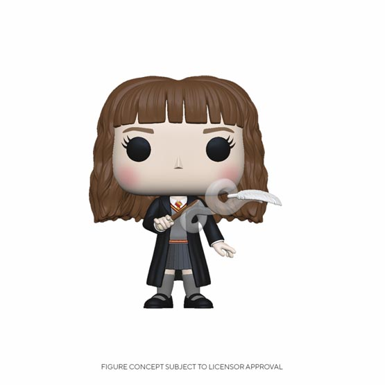 #XXX - Hermione Granger with feather | Popito.fr