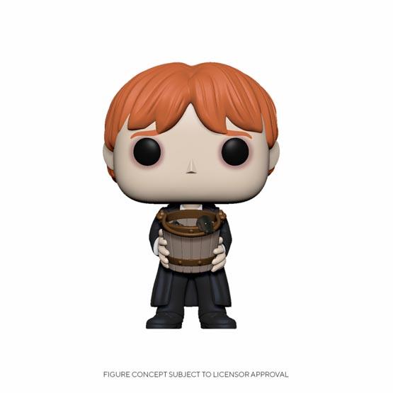 #XXX - Ron Weasley puking slugs with bucket | Popito.fr