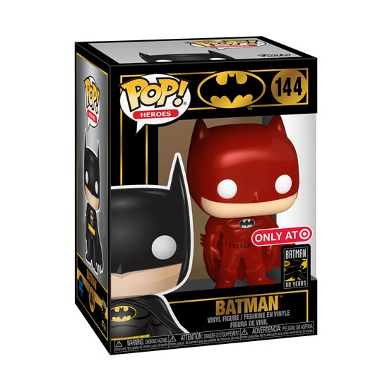 #144 - Batman (red) | Popito.fr