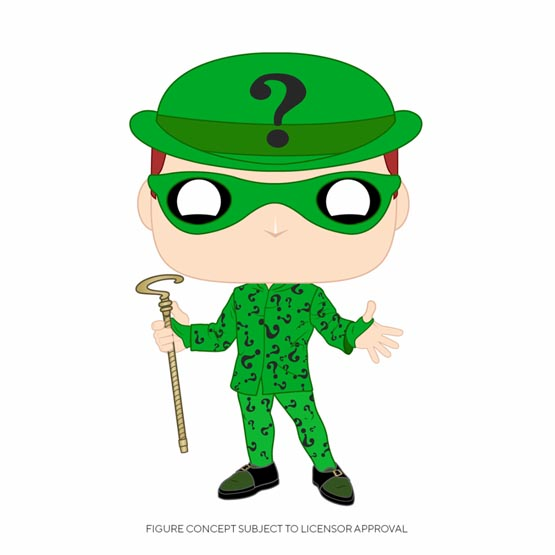 #XXX - Batman Forever - The Riddler | Popito.fr
