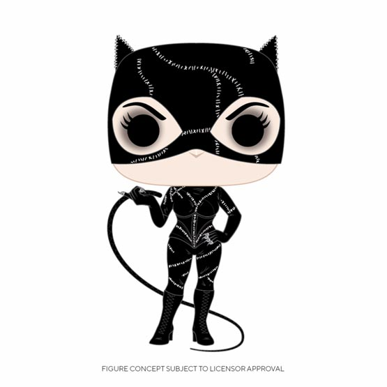 #XXX - Batman Returns - Catwoman | Popito.fr