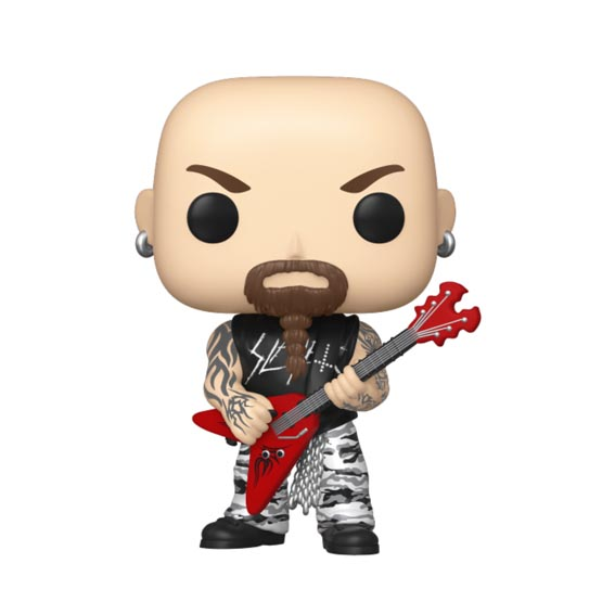 #XXX - Slayer - Kerry King | Popito.fr