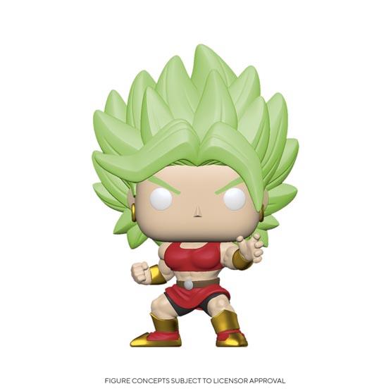 #XXX - Dragon Ball Super - Super Saiyan Kale | Popito.fr