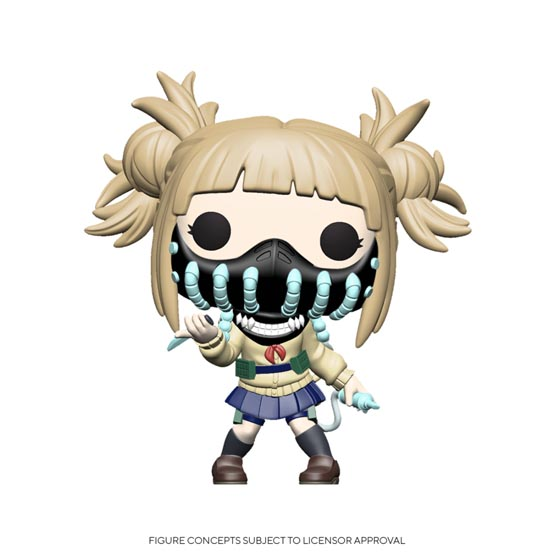 #XXX - My Hero Academia - Himiko Toga with face cover | Popito.fr